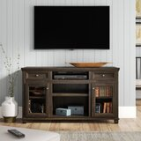 Carlene Solid Wood TV Stand for TVs up to 75 by Laurel Foundry Modern Farmhouse®