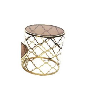 Nobel End Table by Ital Art Design