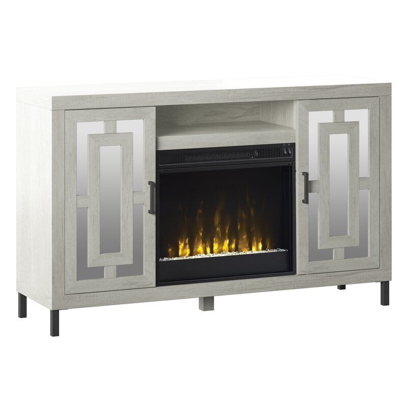 """Rosdorf Park Whitmore TV Stand for TVs up to 60"""" with ..."""