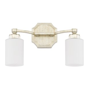 Peter 2-Light Vanity Light By House of Hampton Wall Lights