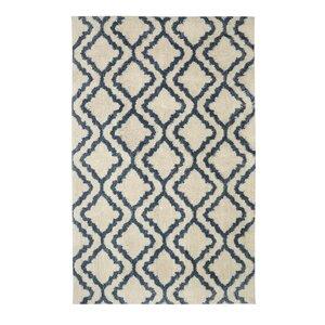 Dumbarton Beige/Blue Area Rug