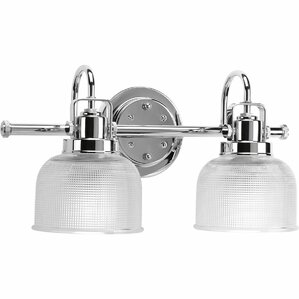 Bathroom Lighting Wayfair find the best 2 light bathroom vanity lighting | wayfair