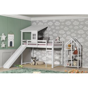 Arcola Twin Low Loft Bed by Isabelle amp Max