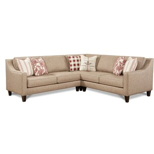 Seder Sectional by Charlton Home