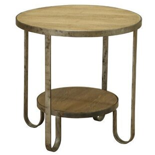 Armen Living Barstow End Table