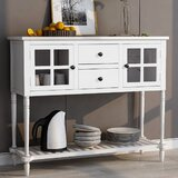 Iosten 42'' Wide 2 Drawer Sideboard by August Grove®