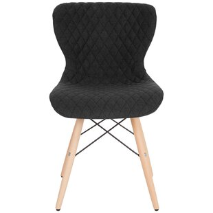 Wrought Studio Glazier Contemporary Upholstered Dining Chair