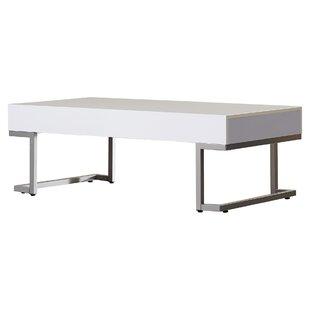 bright and modern driftwood desk. Zosimos Modern Coffee Table  Contemporary Cement AllModern