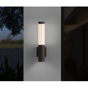 Inside Out 2-Light LED Outdoor Sconce