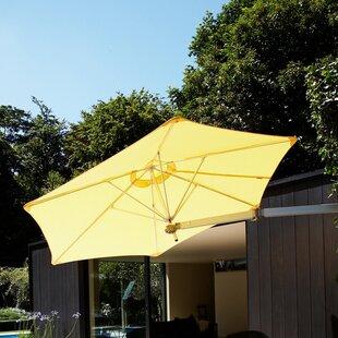 Paraflex 9' Wall Mount Umbrella by Umbrosa