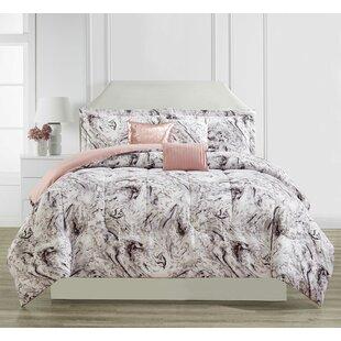 Marble 6 Piece Comforter Set