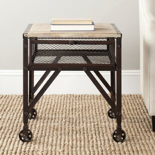 Shop For Trollinger End Table by Williston Forge