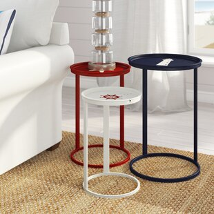 Garrison 3 Piece Nesting Table Set