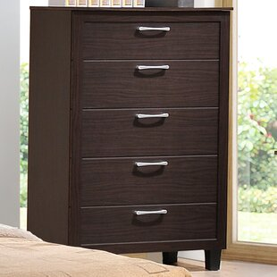 Bejarano 5 Drawer Chest by Latitude Run 2019 Online