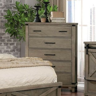 Grecia 5 Drawer Chest