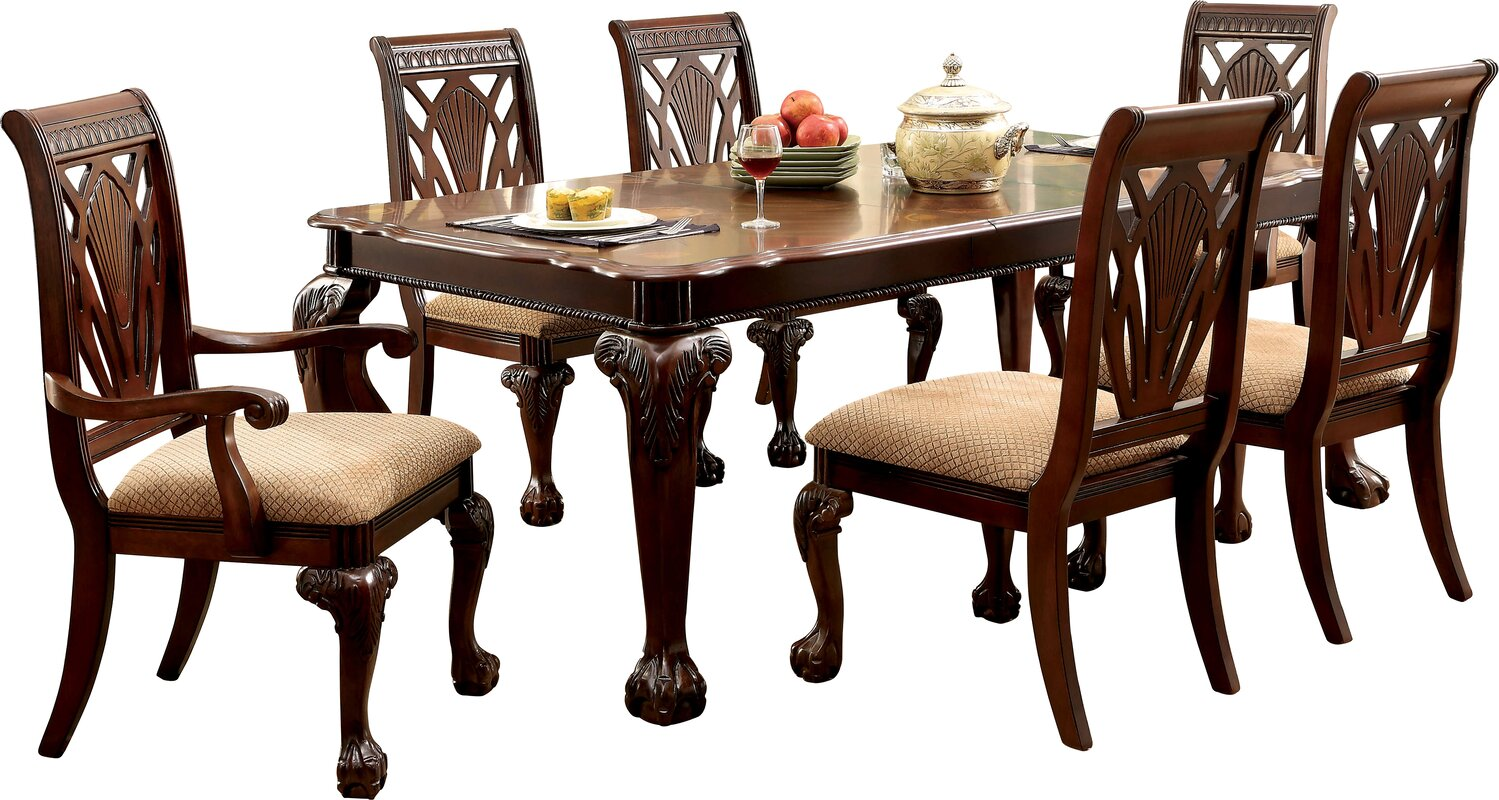 Astoria Grand Coleman Extendable Dining Table & Reviews | Wayfair
