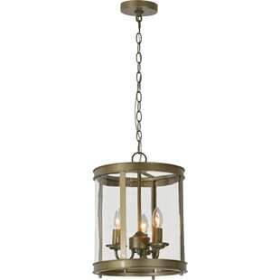 Gracie Oaks Melandra 3-Light Pendant