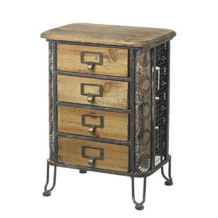 Lindenfield 4 Drawer Chest By Borough Wharf