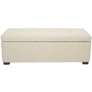 Henrickson Upholstered Storage Bench