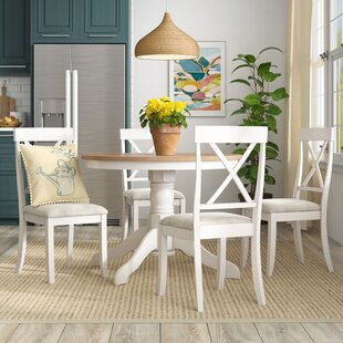 Round Dining Table 6 Chairs | Wayfair.co.uk