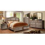 Vizcaino 5 Piece Bedroom Set (Set of 5) by Canora Grey