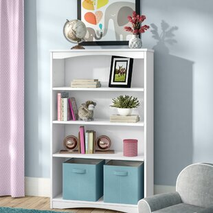 Savings Beedle Wooden Bookcase by Three Posts Reviews (2019) & Buyer's Guide