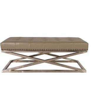 Lazzaro Leather Peyton Coffee Table