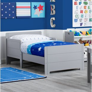 Thelonius Convertible Toddler Bed By Harriet Bee