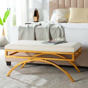 Nikolas Upholstered Bench