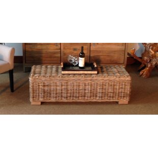 Redding Storage Coffee Table by Rosecliff Heights