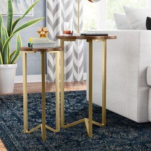 Sakai 2 Piece Nesting Tables