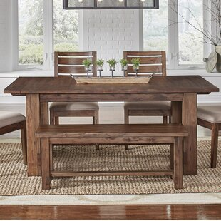 Compare Trevion Trestle Extendable Dining Table By Mistana