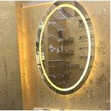 Cercis 24 Wall-Mounted Single Bathroom Vanity Set with Mirror by Orren Ellis