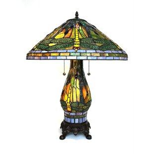 Preston 25 Cone Metal Table Lamp