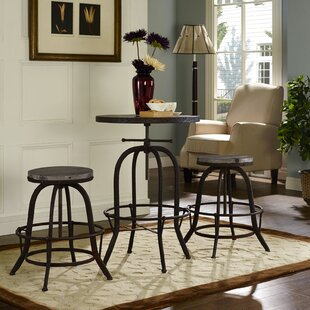 Collect Adjustable Height Swivel Bar Stool (Set of 2) Modway