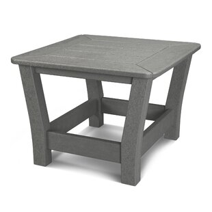 Harbour Plastic/Resin Side Table by POLYWOOD?
