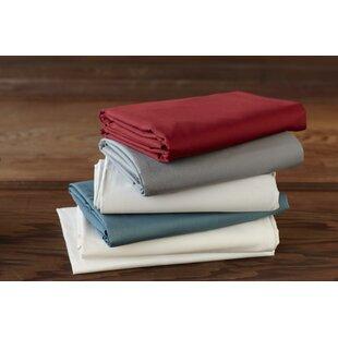 Coyuchi Sateen 300 Thread Count 100% Cotton Sheet Set