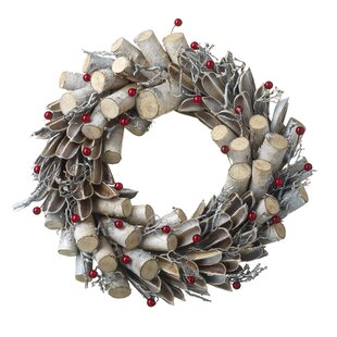 30cm Branch And Berry Wreath By The Seasonal Aisle