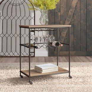Lenore Bar Cart by Gracie Oaks