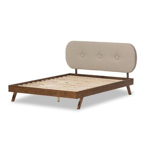 Elenora Upholstered Platform Bed by Wholesale Interiors