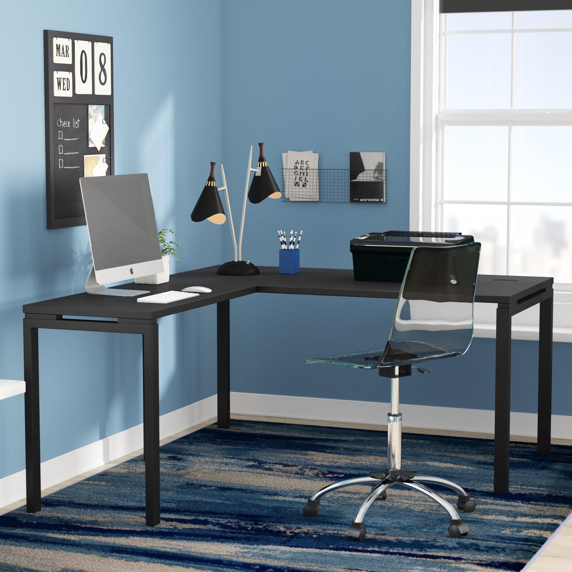 Io L-Shape Computer Desk