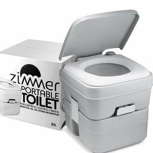 ZIMMER Comfort Portable 0.1 GPF Round One..