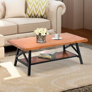 Call Coffee Table with Storage