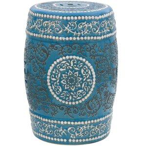 Medallion Porcelain Garden Stool  sc 1 st  Wayfair & Floral Garden Stools Youu0027ll Love | Wayfair islam-shia.org