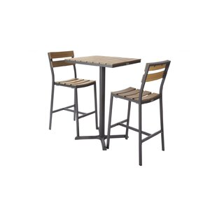 Asher Bar Height Dining Set