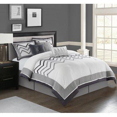 Pattonsburg 7 Piece Comforter Set Brayden Studio