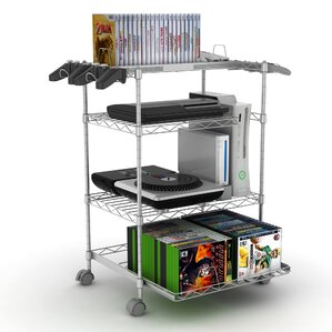 4 Tier Storage Rack by Atlantic