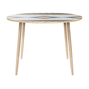 Tussey Dining Table by Bungalow Rose