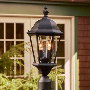 Lamp post lights youll love wayfair edgartown outdoor post lantern aloadofball Choice Image