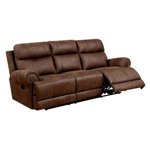 Blakeway Reclining Sofa Red Barrel Studio